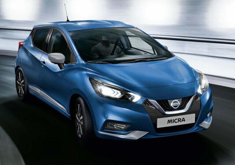 Nissan Micra 2021, nuevos acabados y equipamiento ampliado