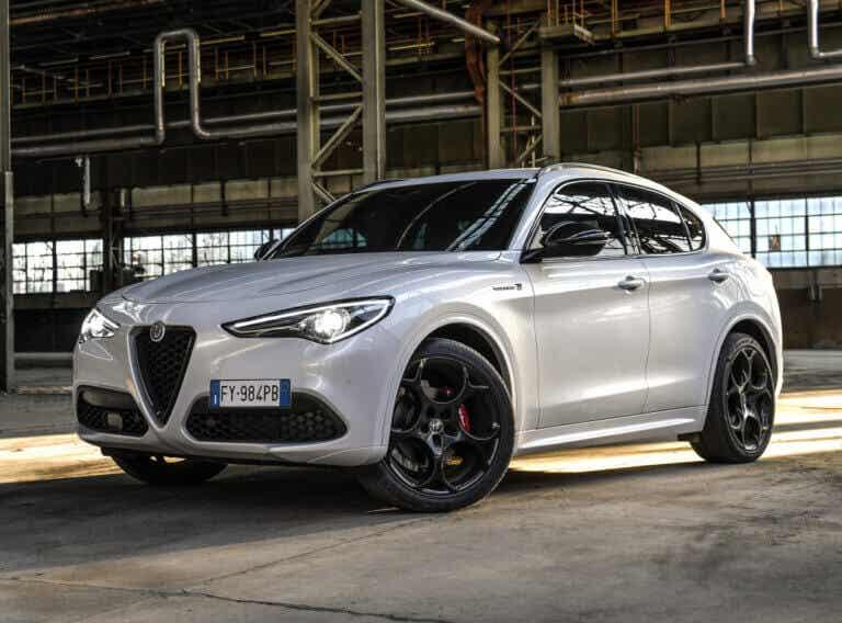 Alfa Romeo Stelvio Veloce Ti, el pseudo Quadrifoglio