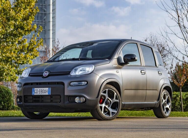 Fiat Panda 2021, sin cambios aparentes