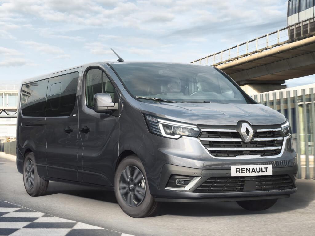 Renault Trafic 2021, cada vez más familiar