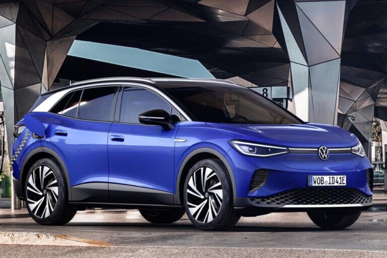 Volkswagen ID.4, el eléctrico más grande de la familia