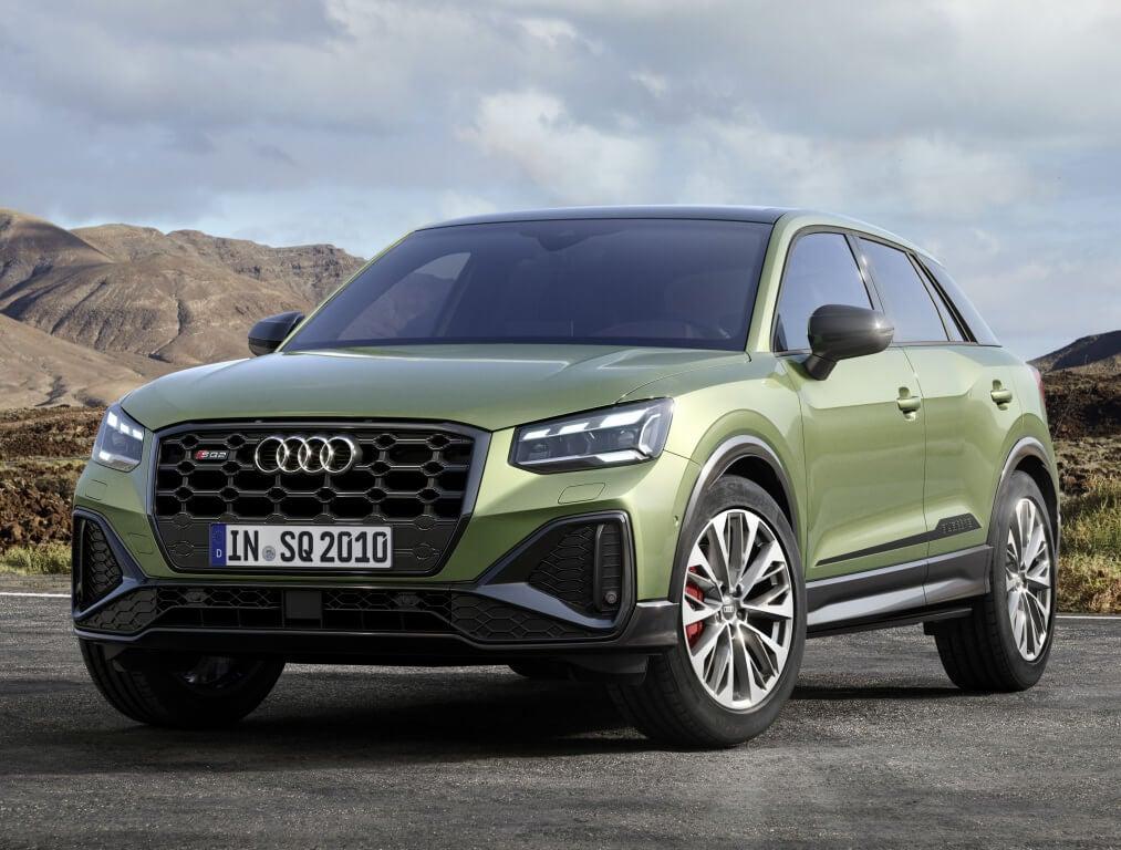 Audi SQ2 2021, cambios pequeños pero acertados