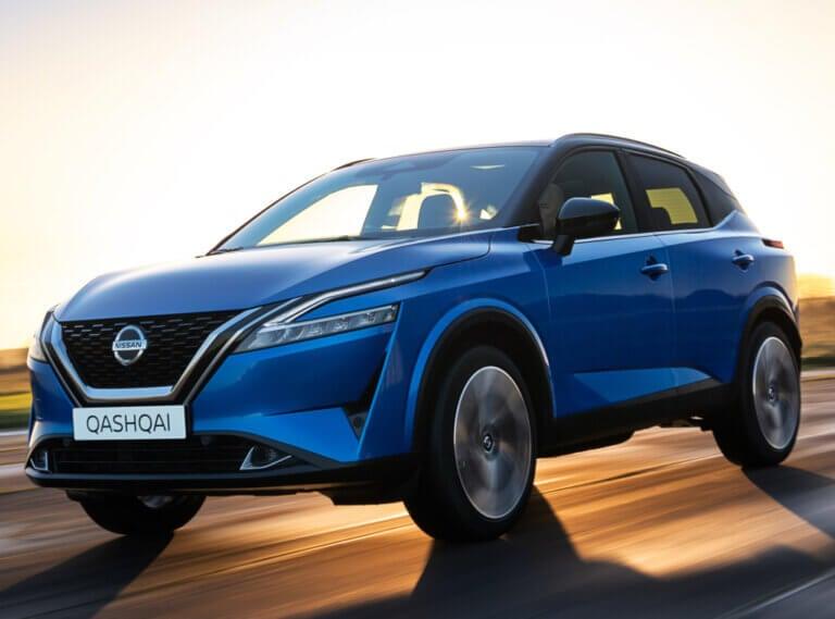 Nissan Qashqai 2021, el precursor de los C-SUV estrena generación