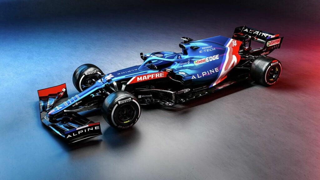 Planes de futuro de Alpine: Fórmula 1 y nueva gama 100% eléctrica