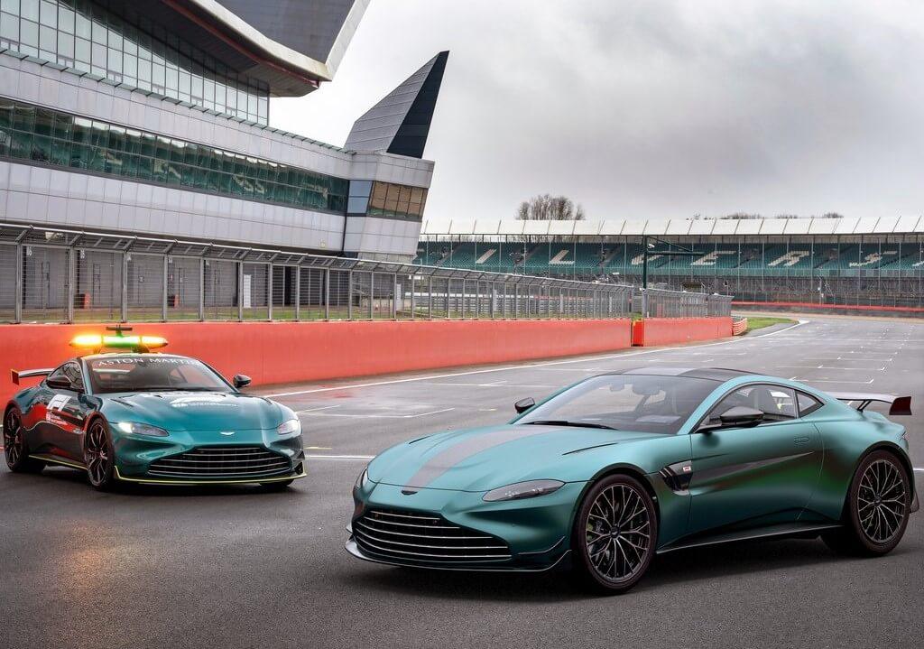 Aston Martin Vantage F1 Edition, de los circuitos a la calle