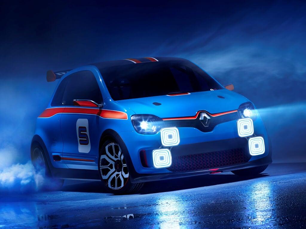 Prototipo Renault Twin-Run