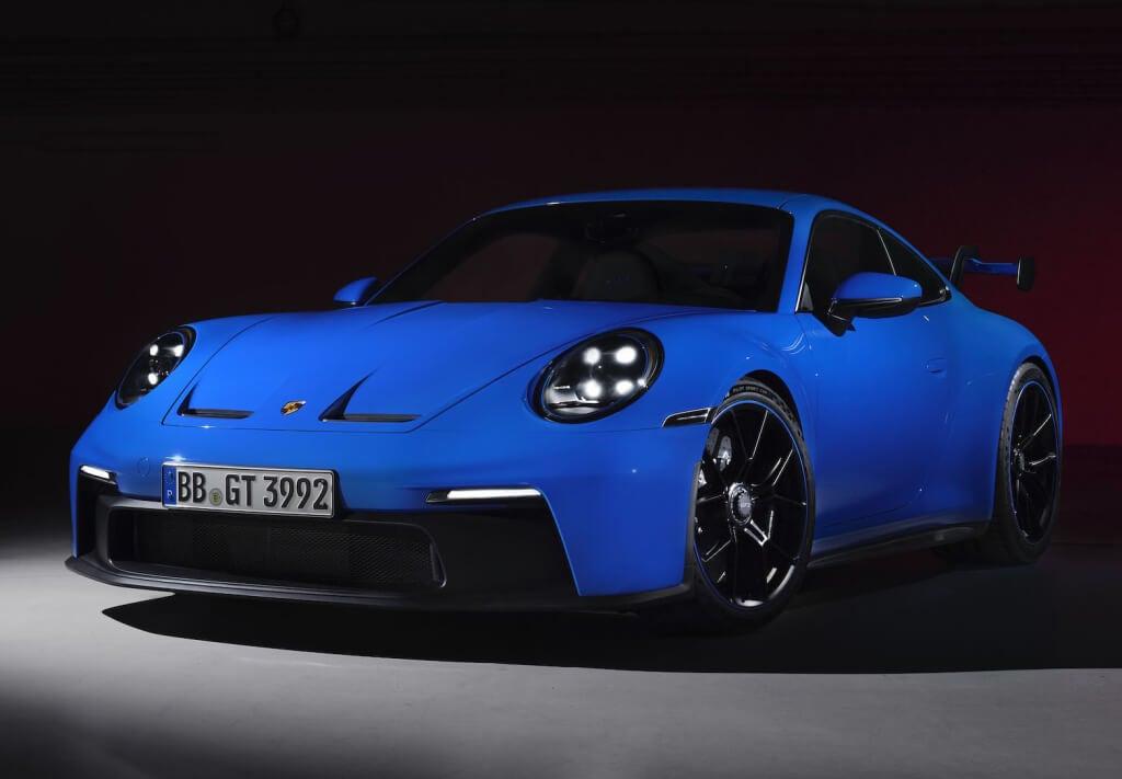 Porsche 911 GT3 2021, más extremo y eficaz que nunca