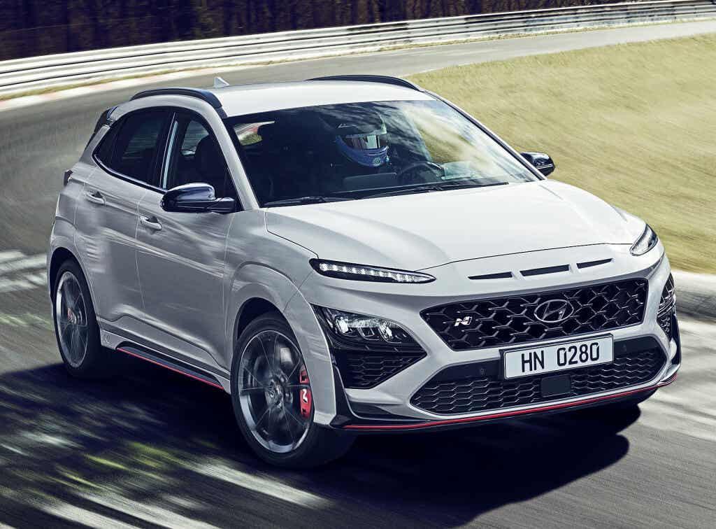 Hyundai Kona N, el primer SUV deportivo de la marca es todo un acierto