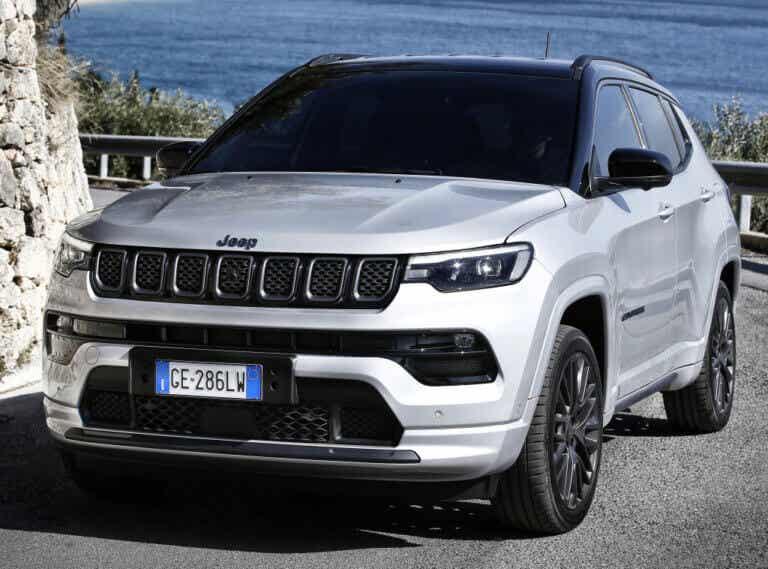 Jeep Compass 2021, más nuevo de lo que parece