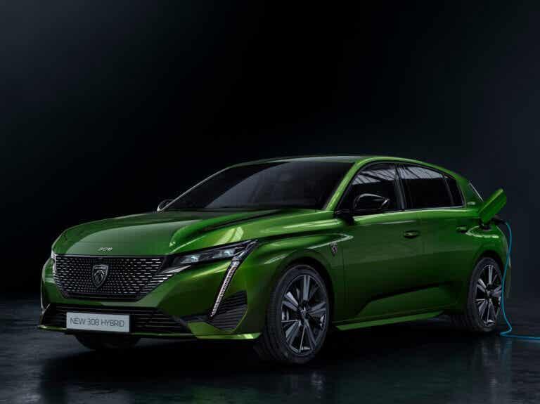 Peugeot 308 2022, más que preparado para competir con el incombustible Golf