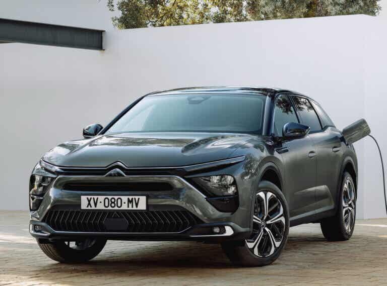 Citroën C5 X, un crossover con todas las de la ley