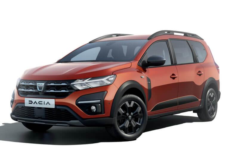 Dacia Jogger, el coche multiusos como una navaja suiza